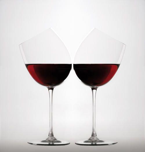 Wine Glass by Gumdesign via design-milk