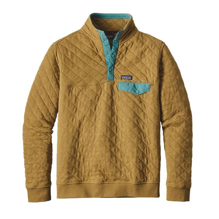 Men's Cotton Quilt Snap-T® Pullover | Quilt, Products and Patagonia