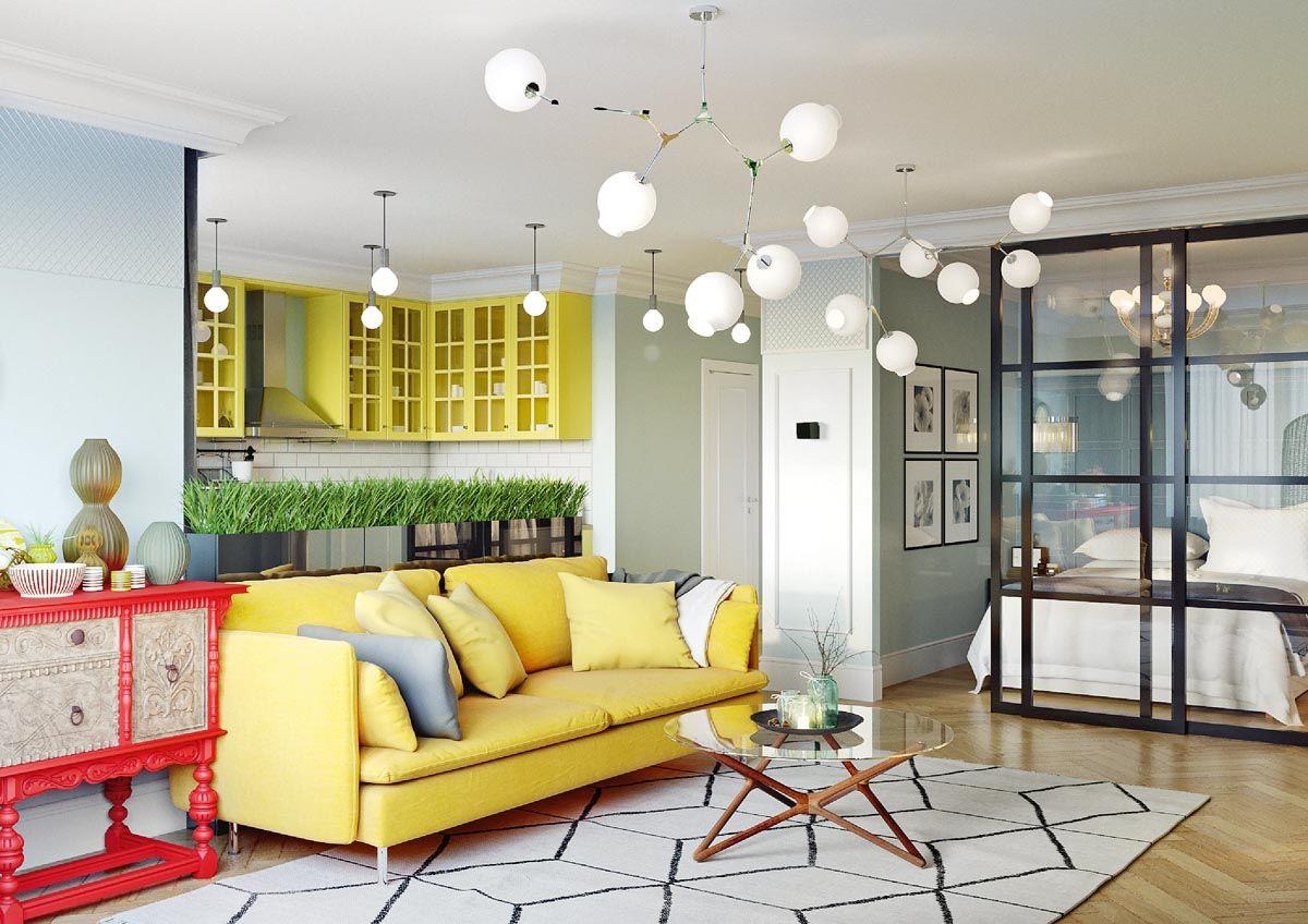 Интерьер квартиры в светлых тонах | Home Beauty | Pinterest ...