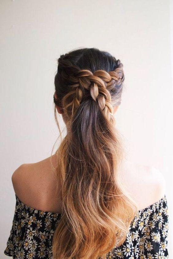 99 peinados sencillos para mujeres y chicas muy ocupadas informacin imgenes - Peinados Sencillos