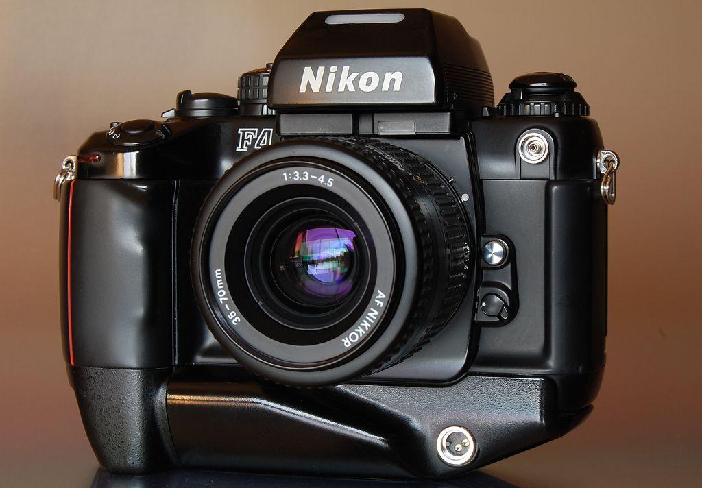 Nikon F4s Camera Camera Nikon Classic Camera