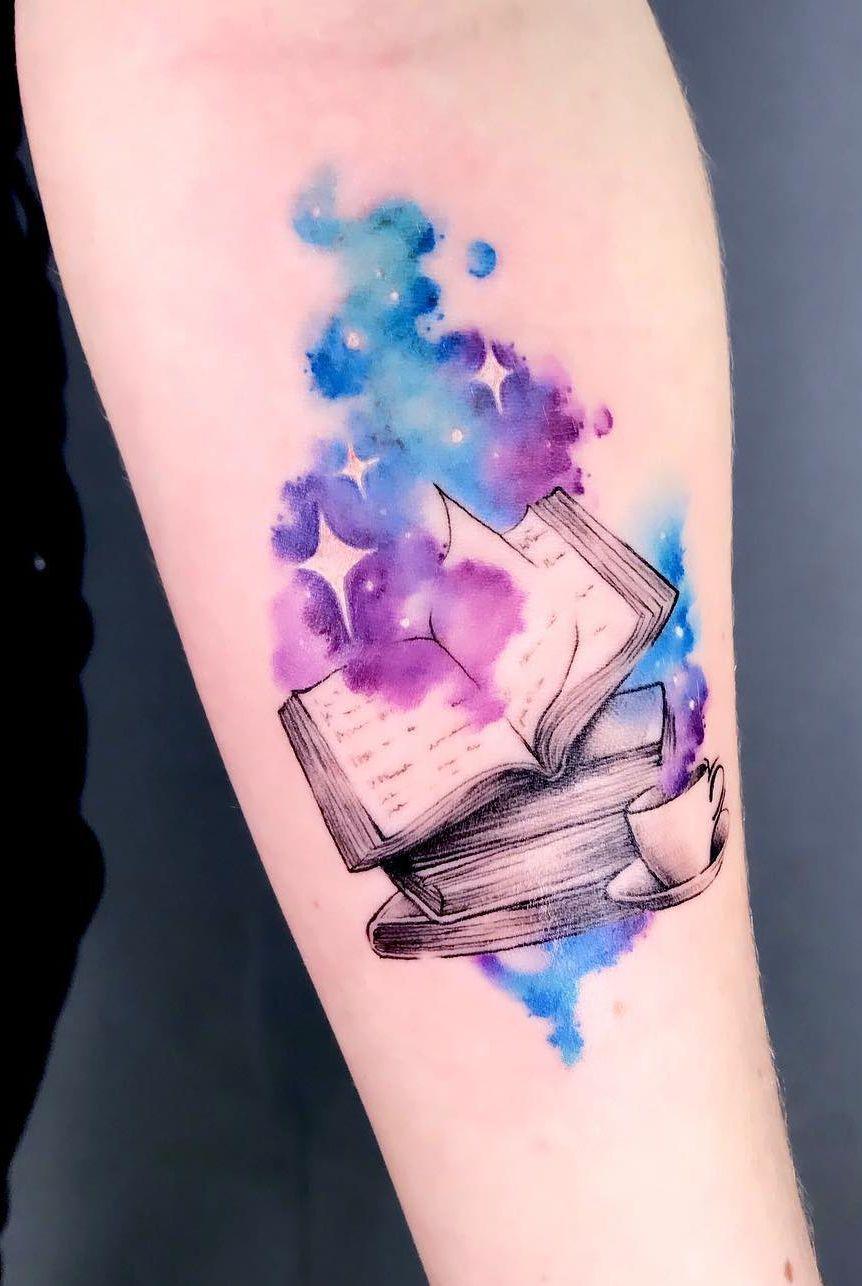 Awe Inspiring Book Tattoos For Literature Lovers Tattoos For Lovers Diy Tattoo Bookish Tattoos