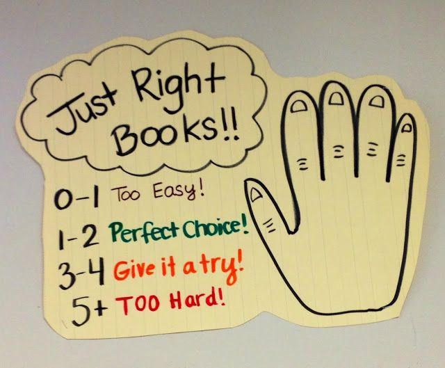Just right books also anchor charts galore chart and literacy rh pinterest