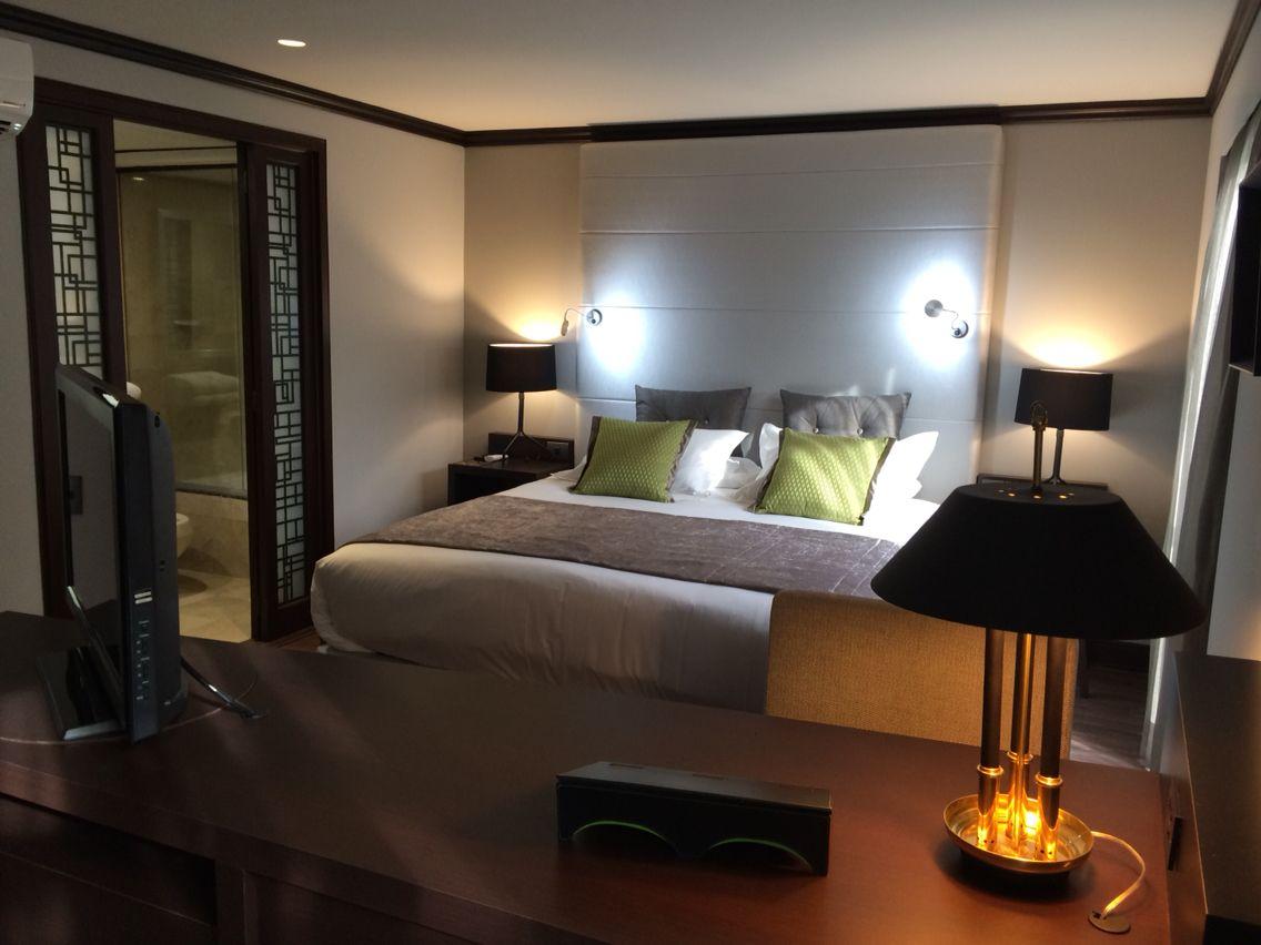 Hotel Park 10 Medellin Colombia - Habitacion piloto para la reforma