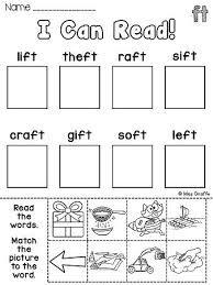 Image result for phonics final consonant blends worksheets