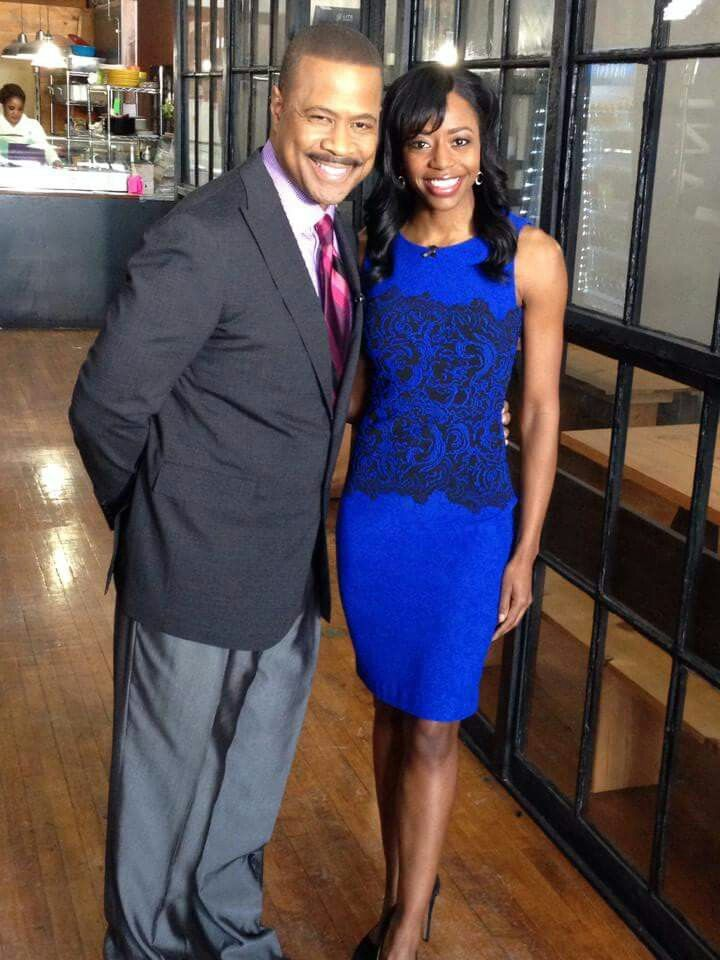 Rick Green And Melissa Magee From Action News