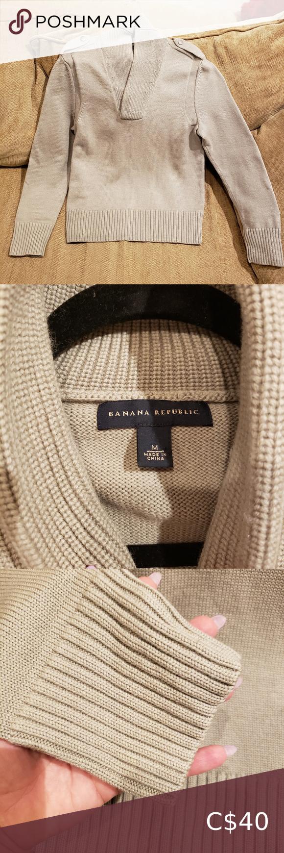 3 75 Banana Republic Mens Wool Sweater Wool Sweater Men Long Sleeve Shirt Men Slim Fit Hoodie [ 1740 x 580 Pixel ]
