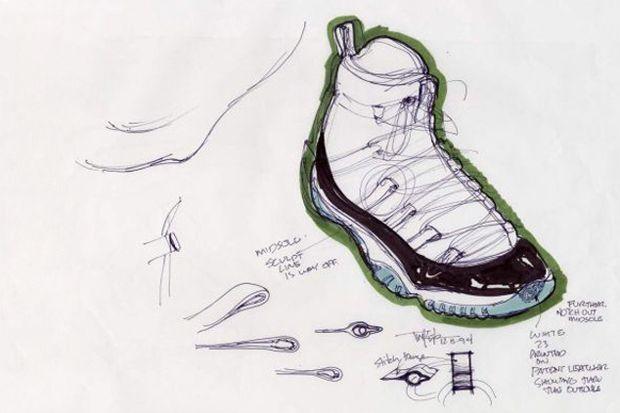jordan 11 design