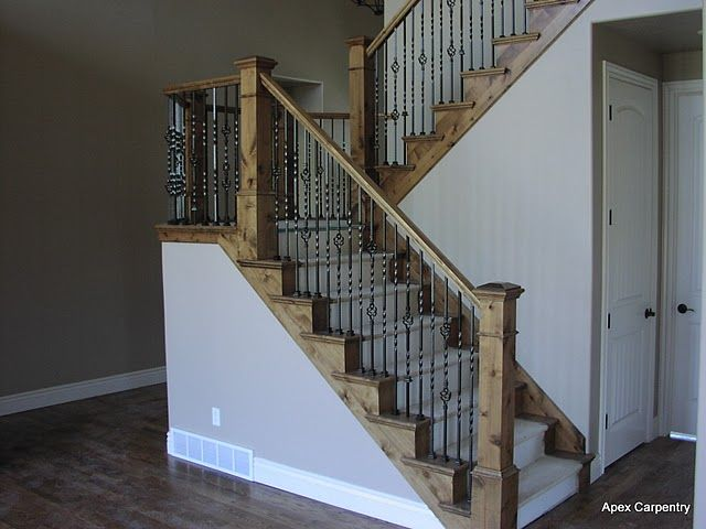 STAIR RAILING | Stair Rails We Have Built In Utah Sandy Utah Stair Rail U2013  Apex