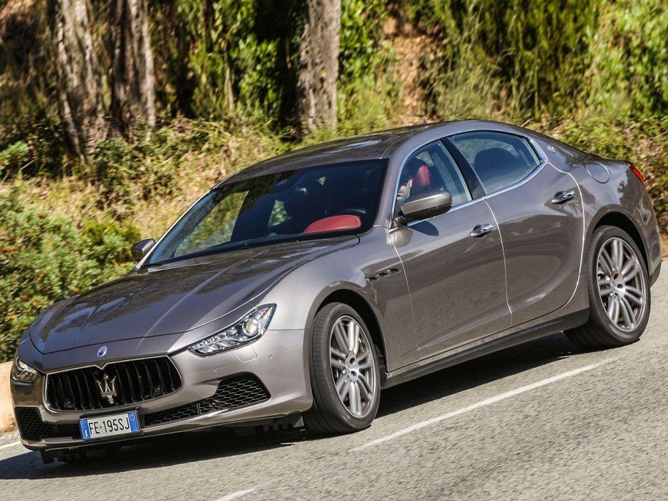 Maserati Ghibli Tipo M157 autozeitung.de Maserati