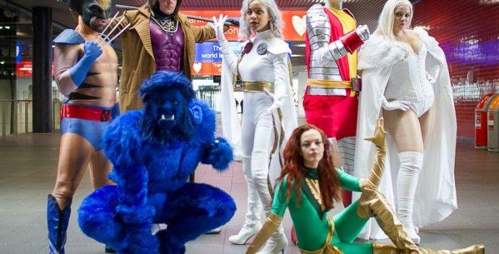 Os cosplays mais criativos da Comic Con Brasil   Comic con ...