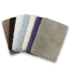Microdry Essentials Bath Rug Step Up Your Bathroom Comfort With