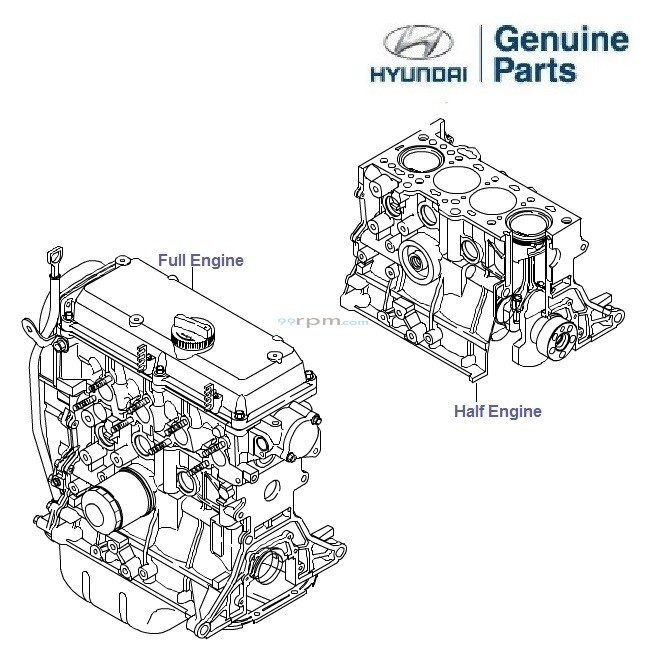 Hyundai Getz Engine Diagram Google Search Hyundai Parts Hyundai Engineering