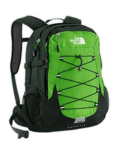 Lime Green Northface Borealis School backpack. Best backpack for college  students under  100. Great backpack for hiking 66c5003ccc78