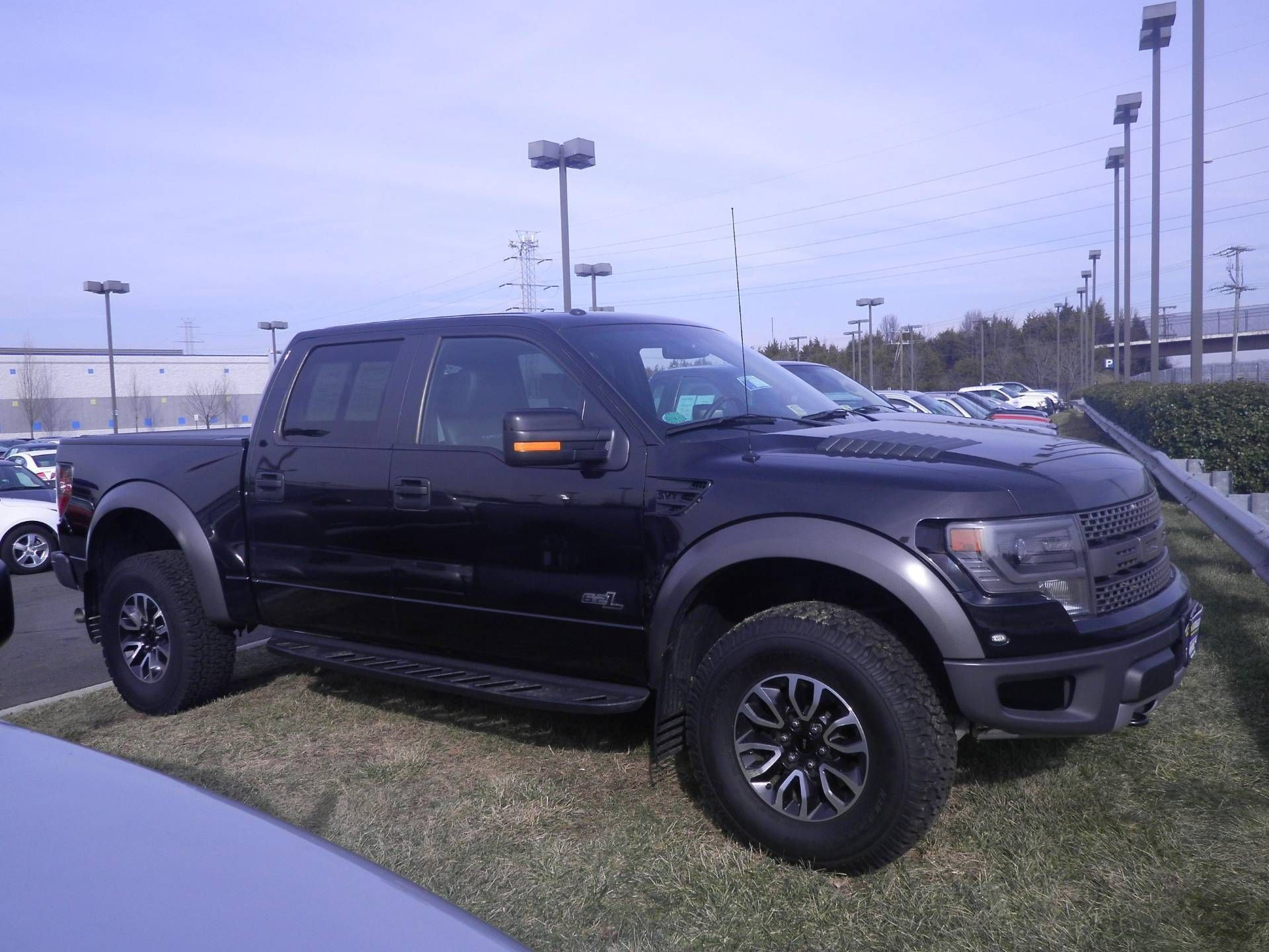 2013 Ford F150 SVT Raptor in East Haven CT at carmax