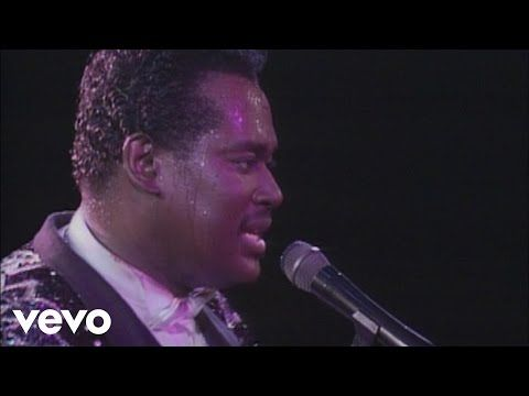 Luther Vandross A House Is Not A Home From Live At Wembley Youtube Luther Vandross Best Song Ever Dance With My Father