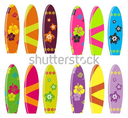 Tablas de surf hawaianas buscar con google joaqui - Tabla surf decoracion ...