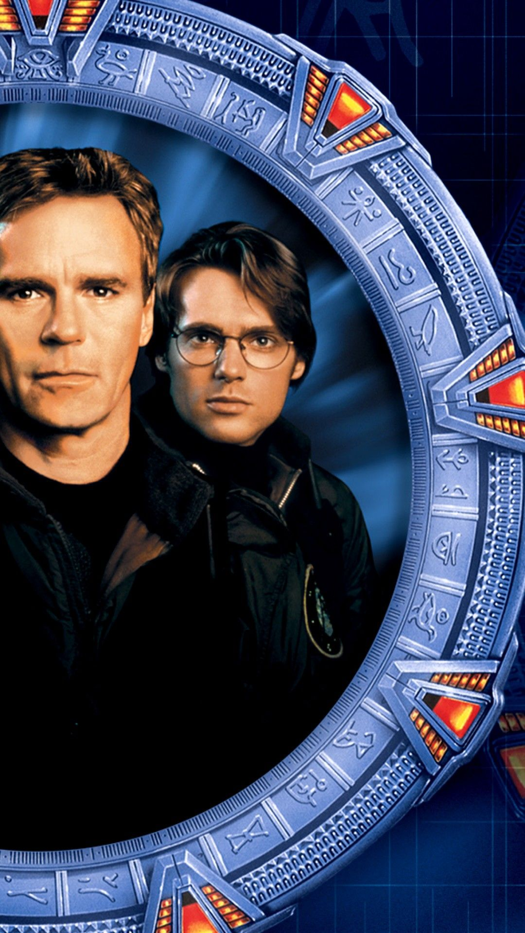 HD Stargate sg1 Mobile Phone Wallpaper 1080x1920
