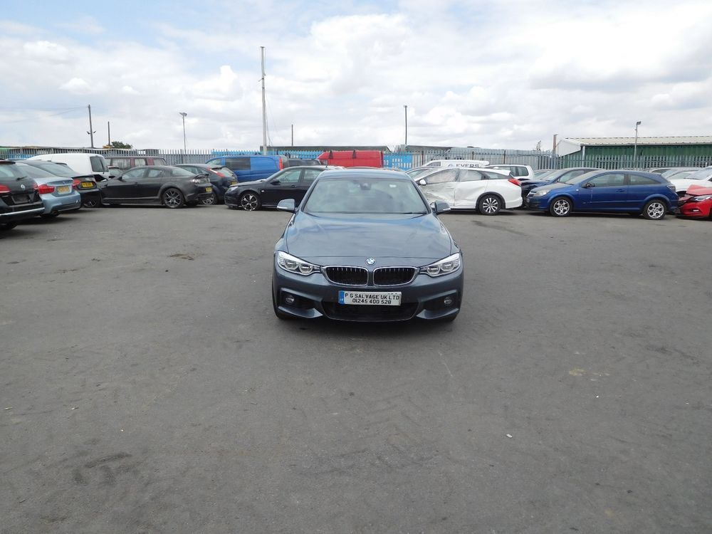eBay 2016 BMW 435D XDRIVE MSPORT AUTOMATIC 3.0 DIESEL