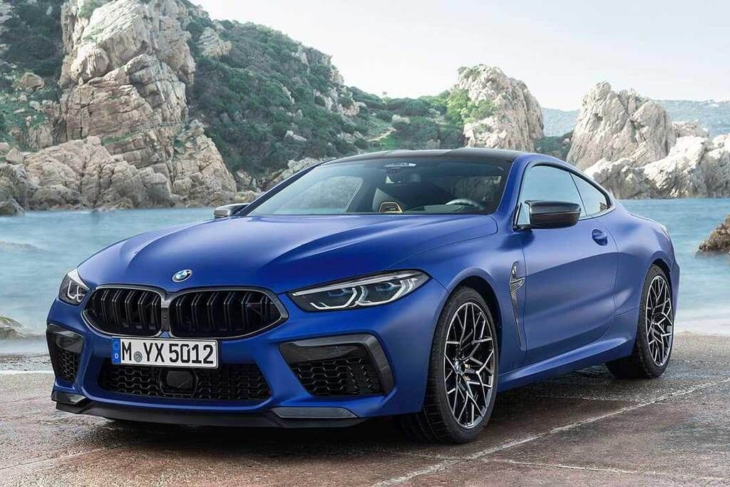 2020 Bmw M8 Videos Focus On The M8 Competition Coupe Goruntuler