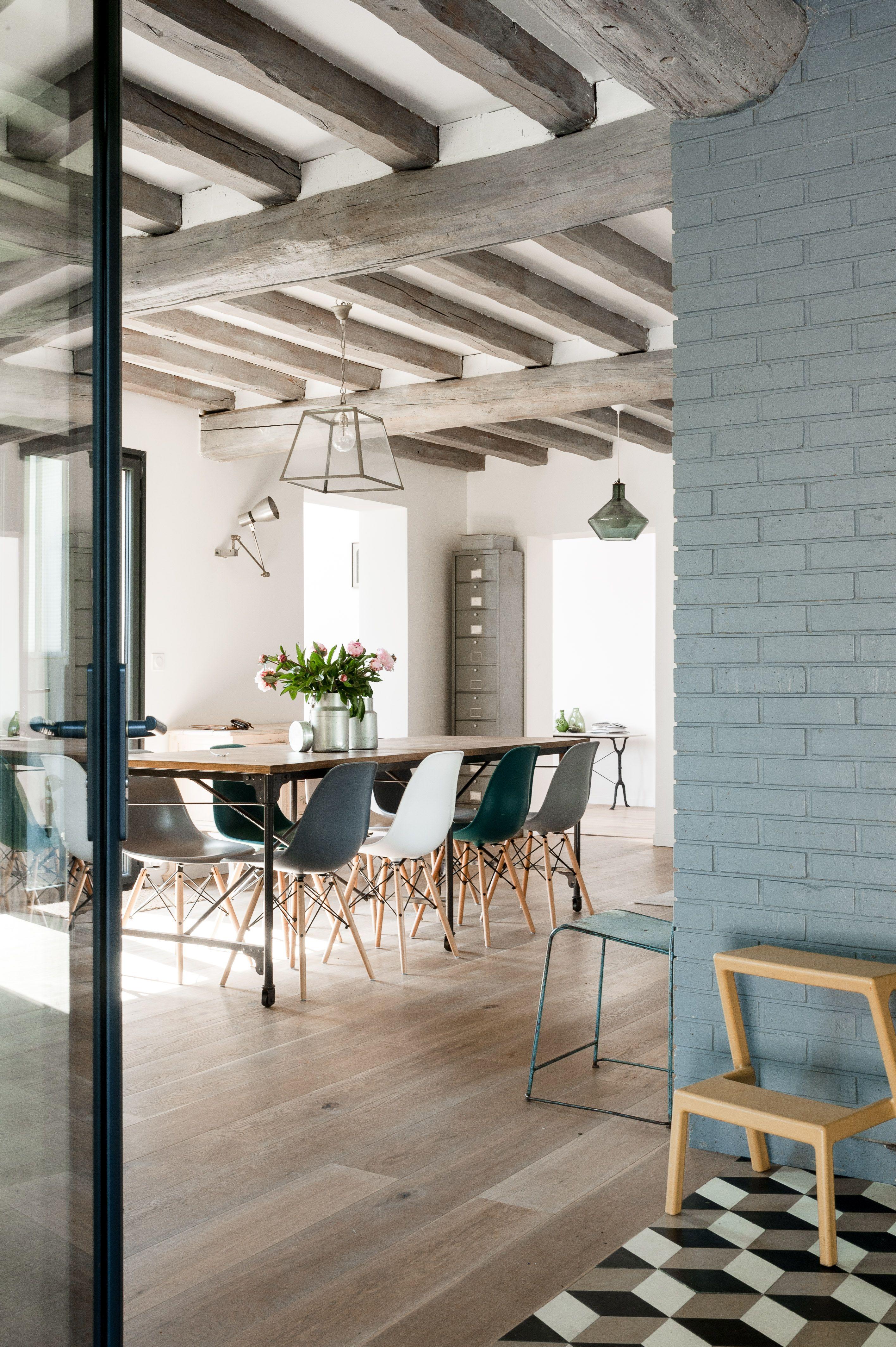 Rencontre Un Archi. Réhabilitation D'une Maison