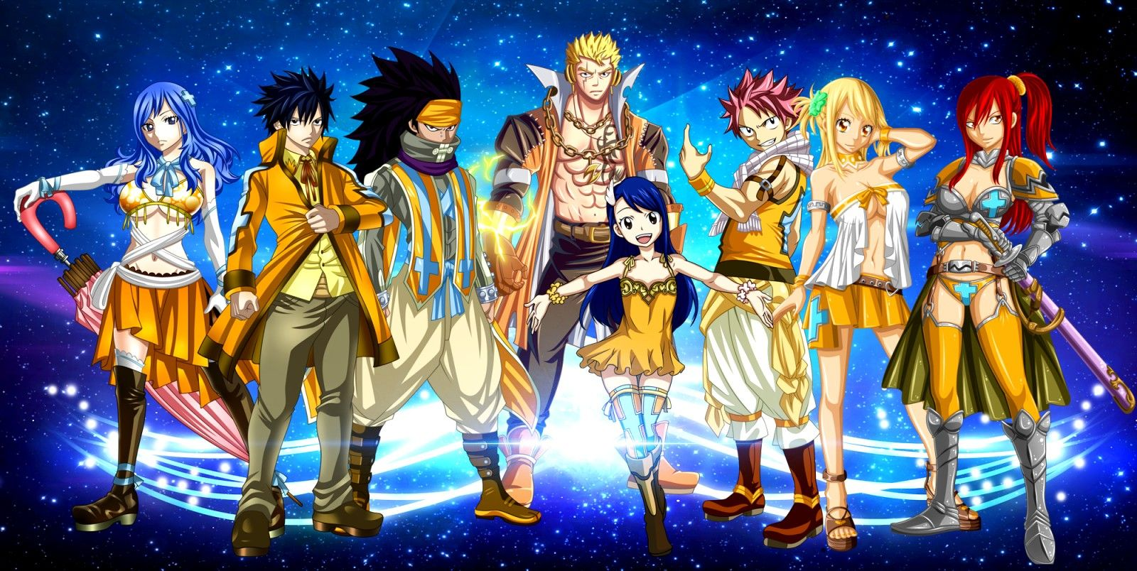 Fairy Tail Fantasia Wallpaper Hd Desktop Read Fairy Tail