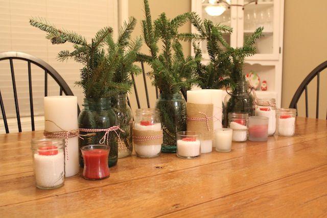 Christmas tablescape 1