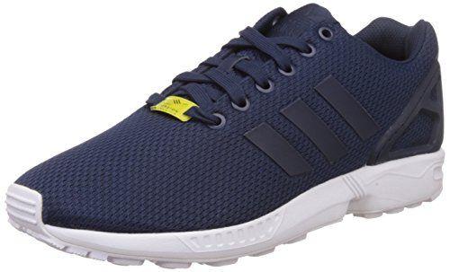 Adidas Zx Herren Flux Sneaker Schwarz Originals Netz Schuhe