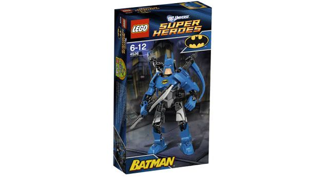 4526 Instructions From Lego Ryan Gifts Pinterest Lego Dc