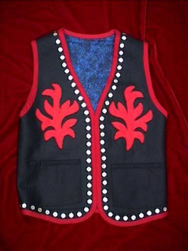 Black Raven Vest