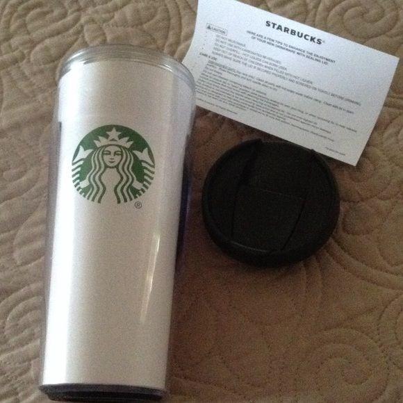 Starbucks Travel Mug Plastic