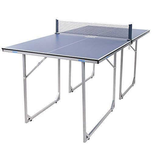 Foldable Tennis Table Game Indoor Portable Sports Room Card Games Ping Pong Joola With Images Ping Pong Table Best Ping Pong Table Table Tennis