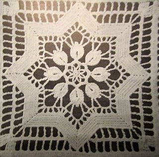 Ravelry: Buffet Scarf pattern by Lily Mills Company