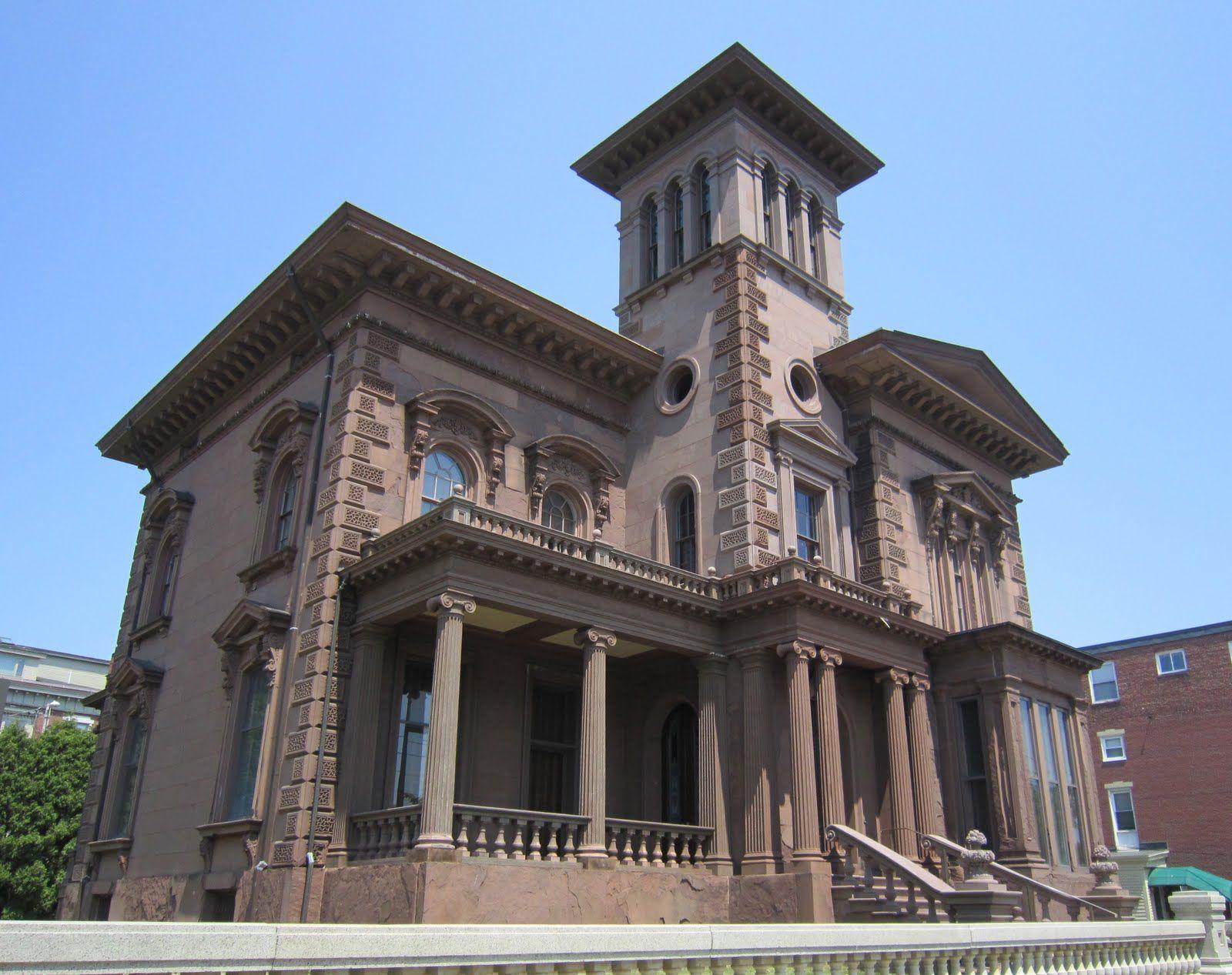 video portland victorian mansion - HD1600×1267