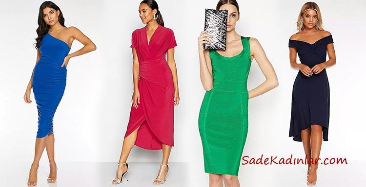 Sade Ve Sik Abiye Sevenler 2020 En Guzel Abiye Modelleri Sadekadinlar Kiyafet Kombinleri Moda Fashion Fashionbl Moda Stilleri Yazlik Kiyafetler The Dress