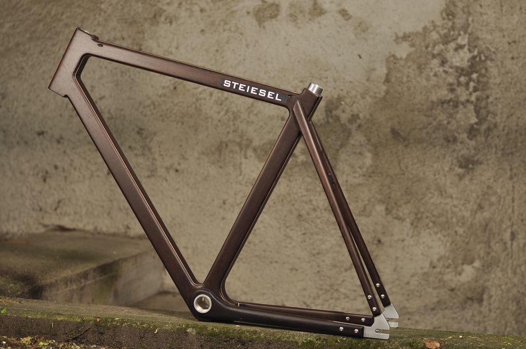 bike stuff - Wooden Bike Frame