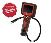 Milwaukee C12 IC AVD 12V Audio/Visual Digital Cordless Inspection Camera.