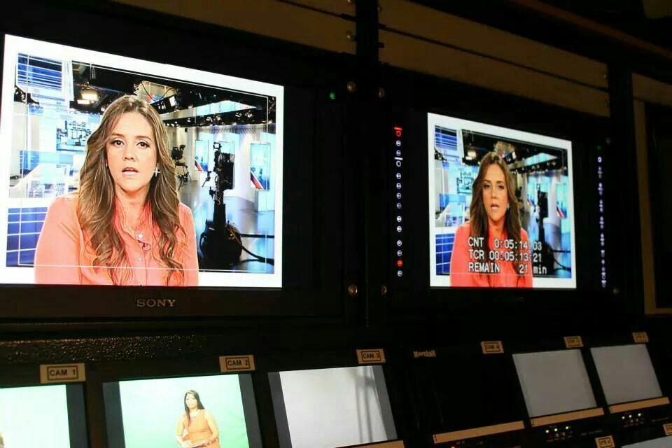 Master noticias #news #presentadora #presentatrice