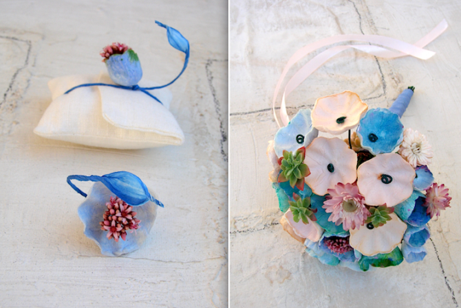 Matrimonio Ecologico a Tema - Green Wedding Theme - Alessandra Fabre Repetto