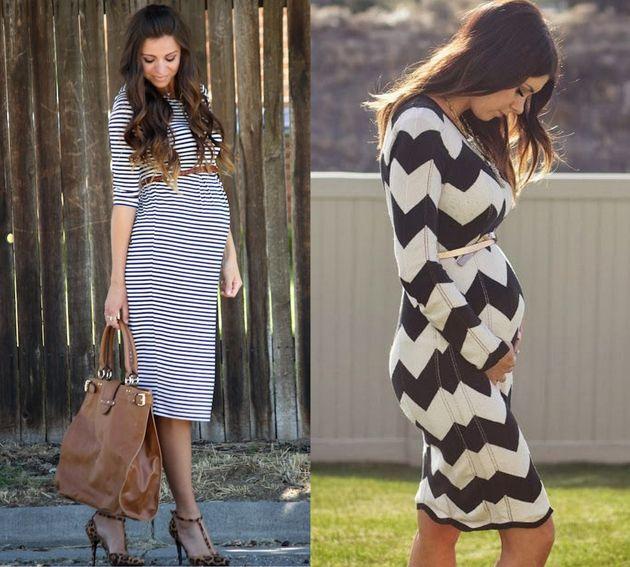 Pregnant style dresses
