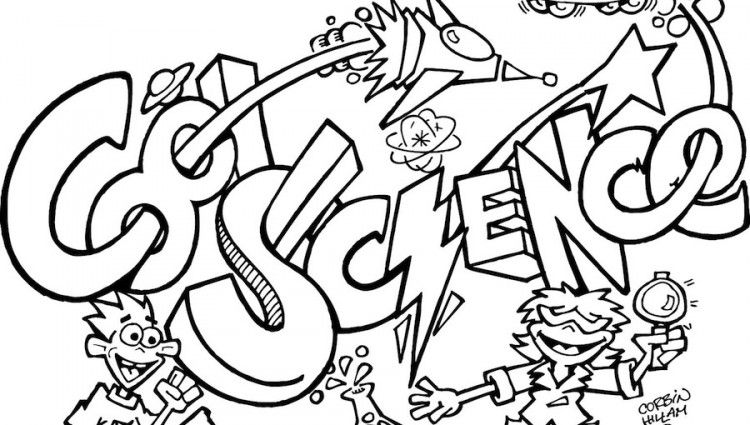Coloring Pages For Science 6 Coloring Pages For Science