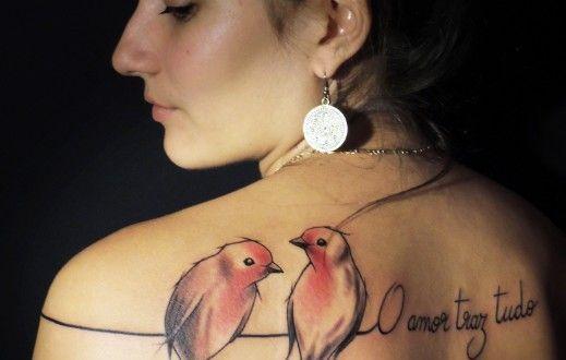 tatouage oiseaux signification et les top 110 plus beaux