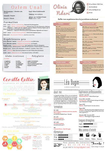 Vous Souhaitez Un Cv Graphique Et Original Alors Envoyez Moi Un Mail A Helene Denis89 Gmail Com Avec Votre Vie Online Presentation Cv Design Curriculum Vitae