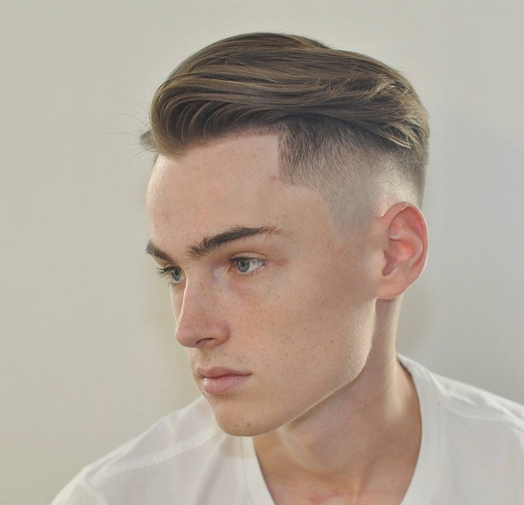 Mens military haircut cool  alluring side swept hairstyles  the destinguished slyle