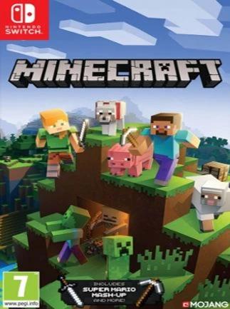 Minecraft Nintendo Key Nintendo Switch UNITED STATES (With