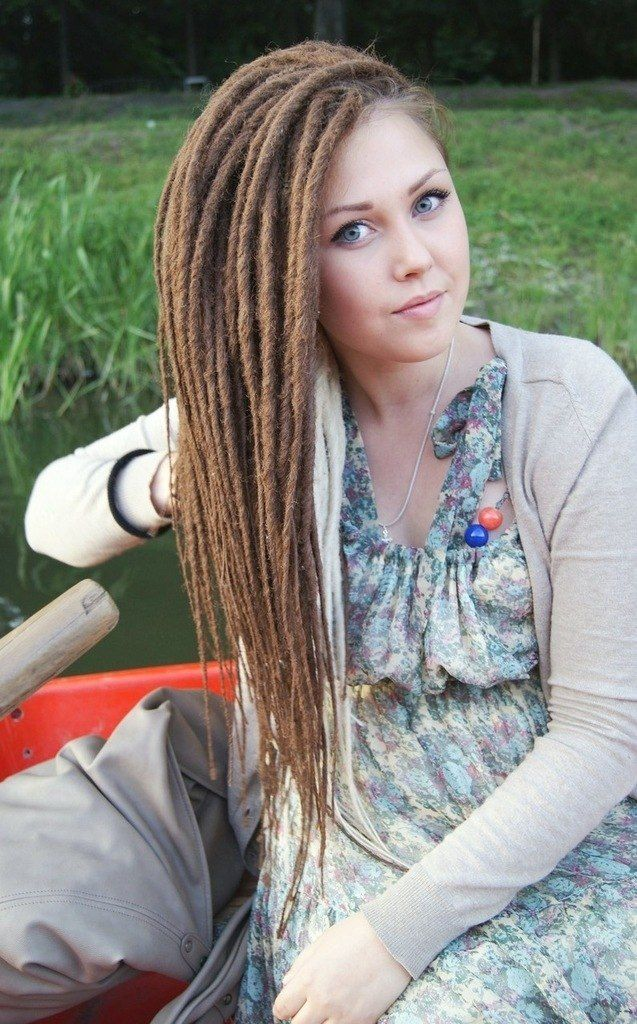 Dreads Can Look Pretty They Don T Have To Dirty And