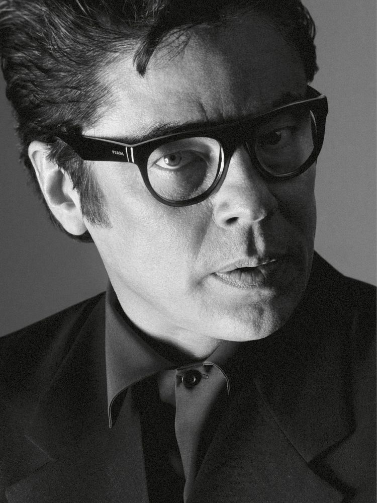 39b9baf59b Benicio Del Toro by David Sims for Prada SS 2013 Campaign ...