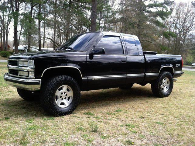 Nice Lifted Black Chevy Lifted Chevy Trucks Chevy Trucks Trucks