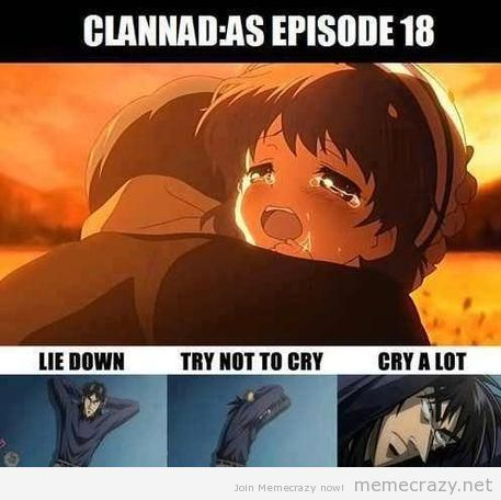 Clannad- Clannad Funny Pictures Anime Meme Ics Troll | Anime ...