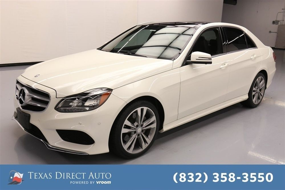 2016 Mercedes Benz E Class E 350 Texas Direct Auto 2016 E 350 Used 3 5l V6 24v Automatic Rwd Sedan Premium Mercedes Benz Benz E Class Mercedes Benz E350